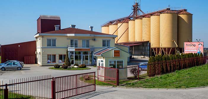 Hrana produkt – fabrika Salaš Noćajski