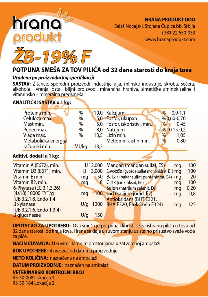 ZB-19% F