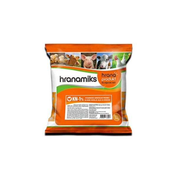 Hrana produkt HRANAMIKS KN tov koka nosilja stočna hrana premiks koncetrat