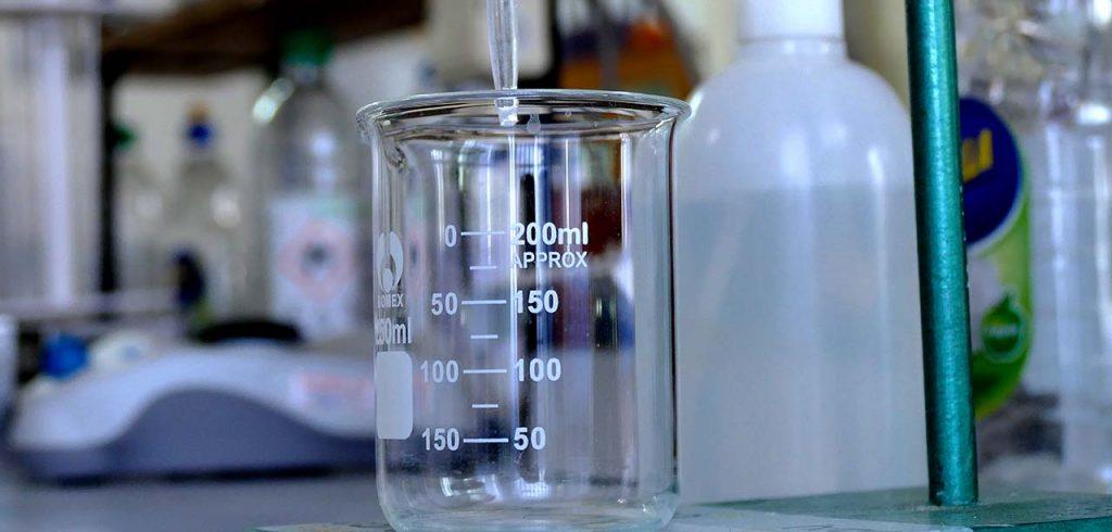 Hrana produkt laboratorija stočna hrana premiks