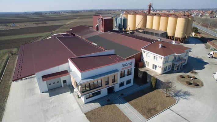 Hrana produkt upravna zgrada stočna hrana