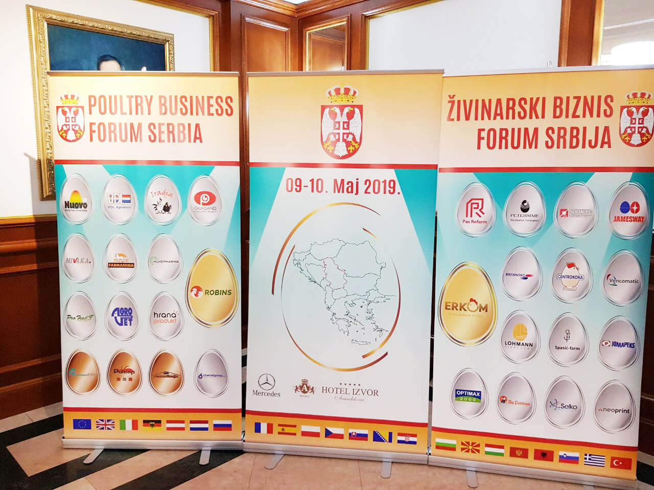Treći živinarski biznis forum- Aranđelovac