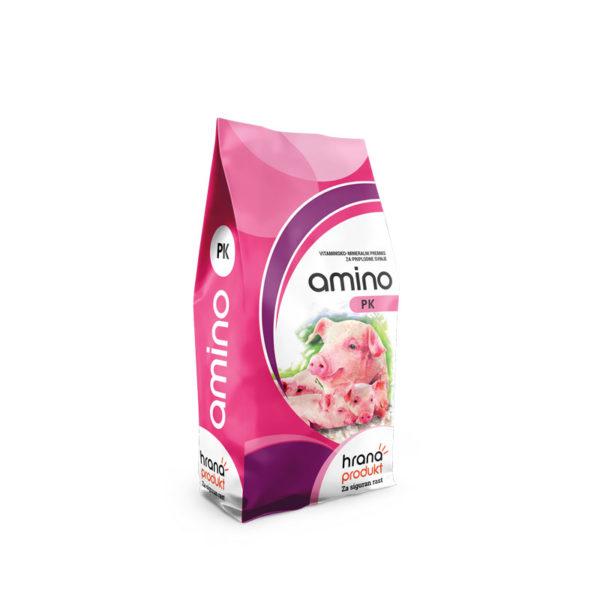 Hrana produkt premiks za tov prasadi Amino Milk